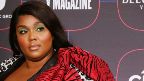"""Listen to Lizzo's New Song """"Cuz I Love You"""""""