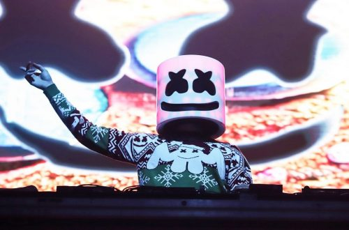 Marshmello Performs in First In-Game 'Fortnite' Concert