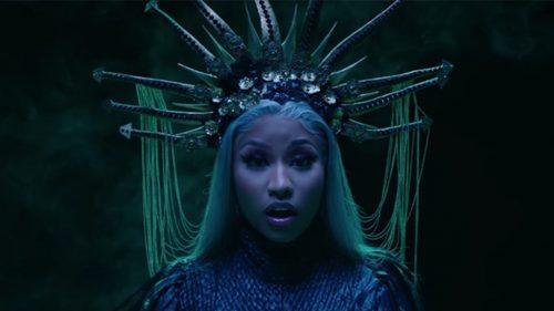 "Nicki Minaj Shares New ""Hard White"" Video: Watch"
