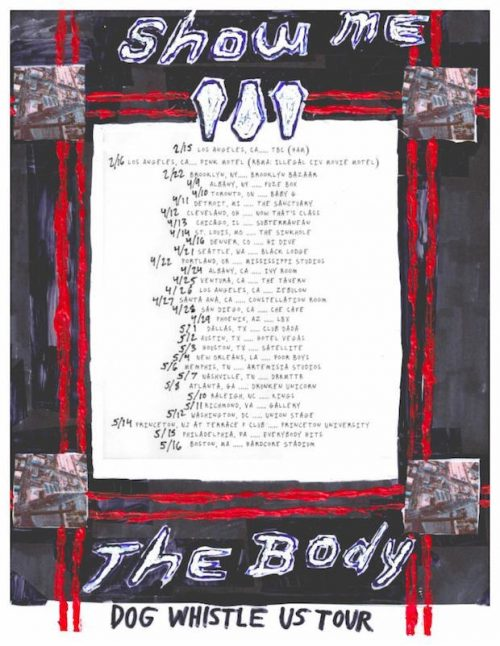 Show Me the Body Announce New Album Dog Whistle, Share New Song: Listen