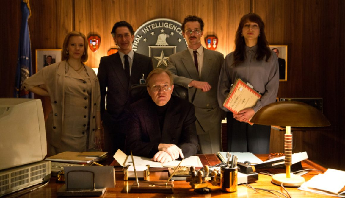 MipTV: Global Screen Picks Up Cold War Spy Thriller '1989'