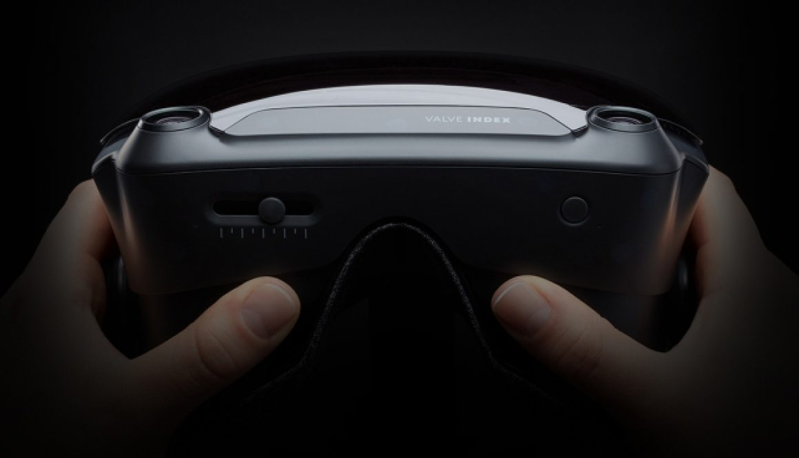 Valve Teases New VR Headset Valve Index
