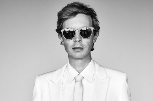Beck Teams With Pharrell For Folk Funk Banger 'Saw Lightning': Listen