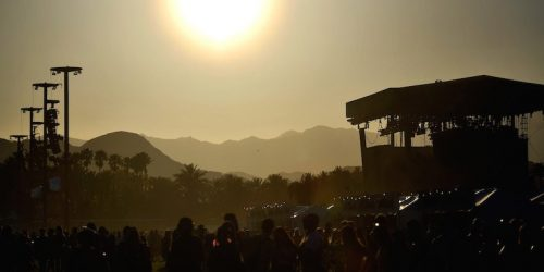 Fire Breaks Out on Campgrounds at Coachella 2019