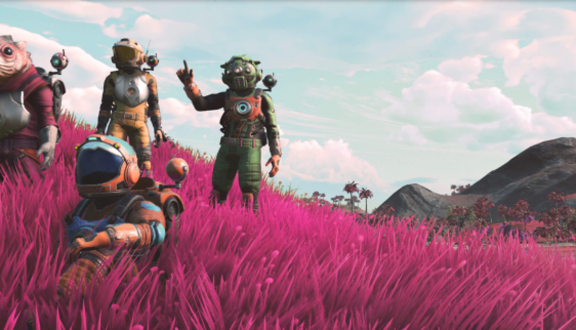 How 'No Man's Sky VR' Uses Retooled Controls and UI
