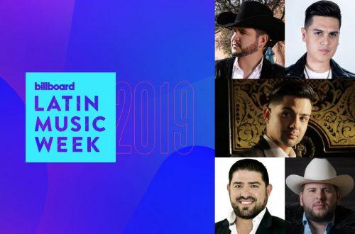 Latin Music Week: Eden Muñoz, El Fantasma, Luis Coronel, Regulo Caro & Sergio Lizarraga Join 'Renovarse o Morir' Panel