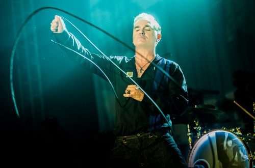 Morrissey Debuts New Rendition Of 5th Dimension's 'Wedding Bell Blues' Ahead Of Covers Album: Listen