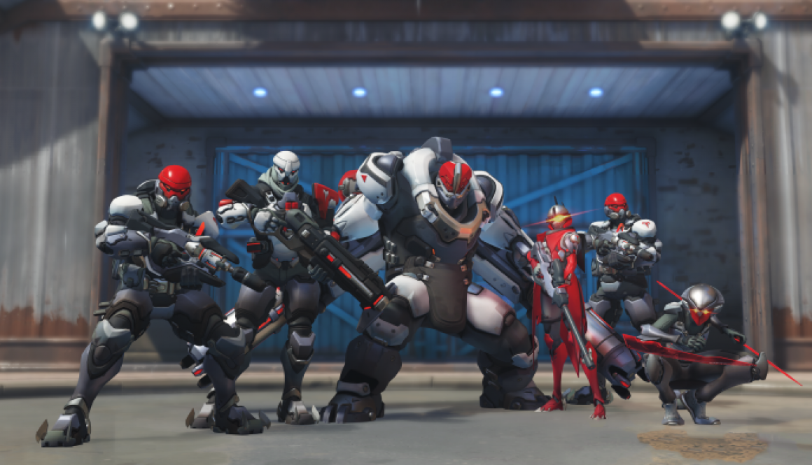 New 'Overwatch Archives' Event 'Storm Rising' Live Now