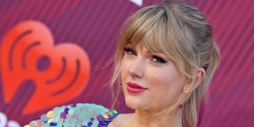 Taylor Swift Launches Mysterious Countdown