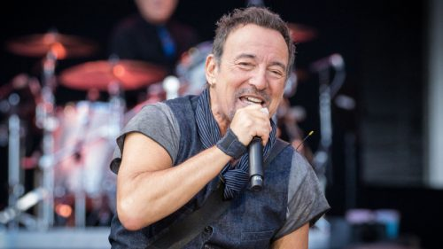 Watch Bruce Springsteen's Surprise Performance at New York Benefit