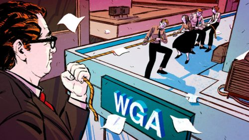 WGA, Top Agencies Poised for Bitter Break as Franchise Agreement Expires at Midnight