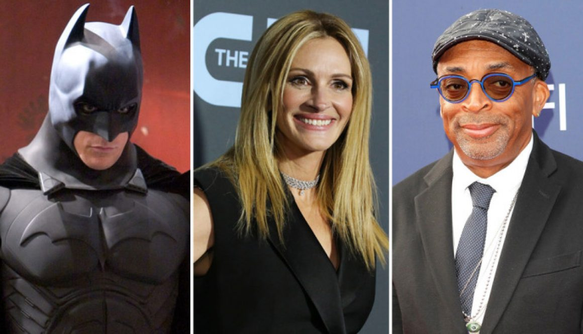Batman, Julia Roberts, Spike Lee Among 2020 Walk of Fame Honorees