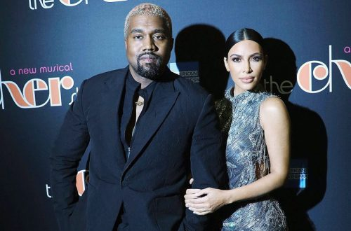 Kim Kardashian Posts Father's Day Tributes to Kanye West and Her Dad