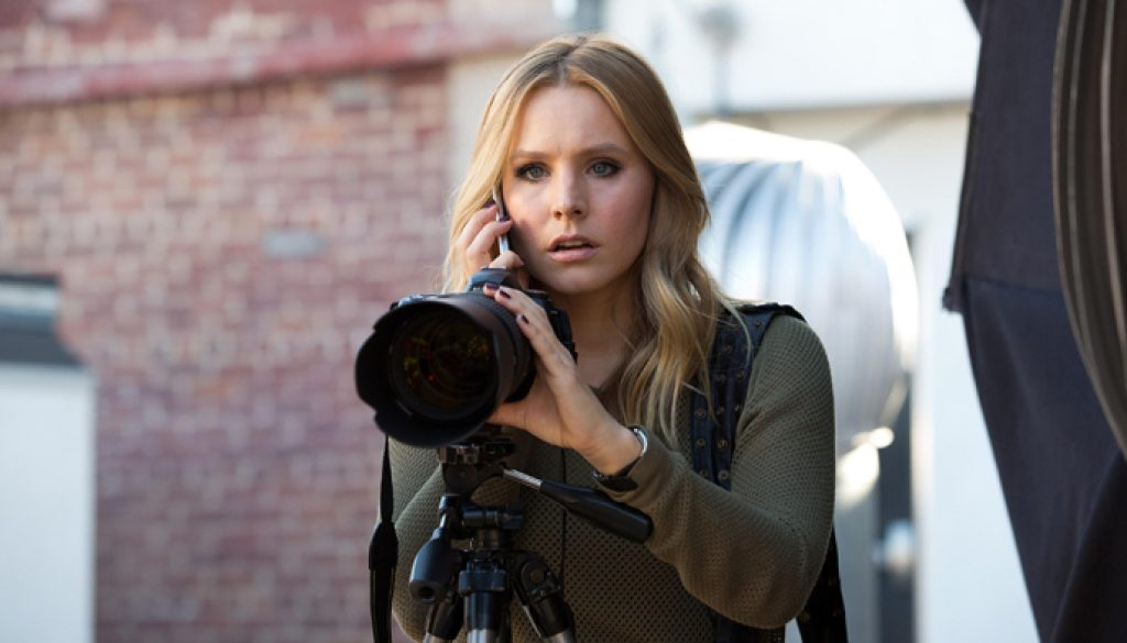 TV News Roundup: Hulu Drops Trailer for 'Veronica Mars' Revival (Watch)