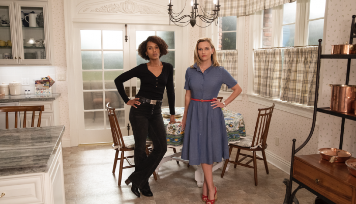 TV News Roundup: Reese Witherspoon, Kerry Washington Tease 'Little Fires Everywhere'