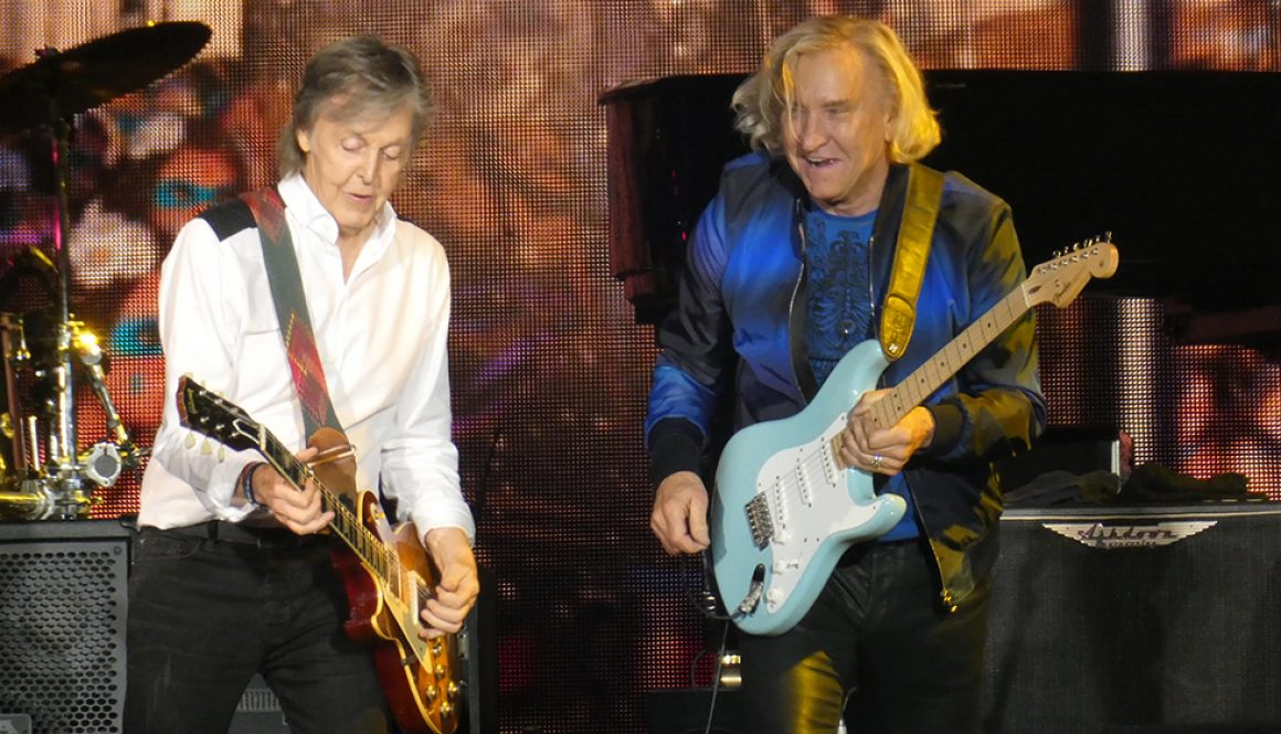 Concert Review: Definitely We're Amazed by Paul McCartney's Blowout Dodger Stadium Show