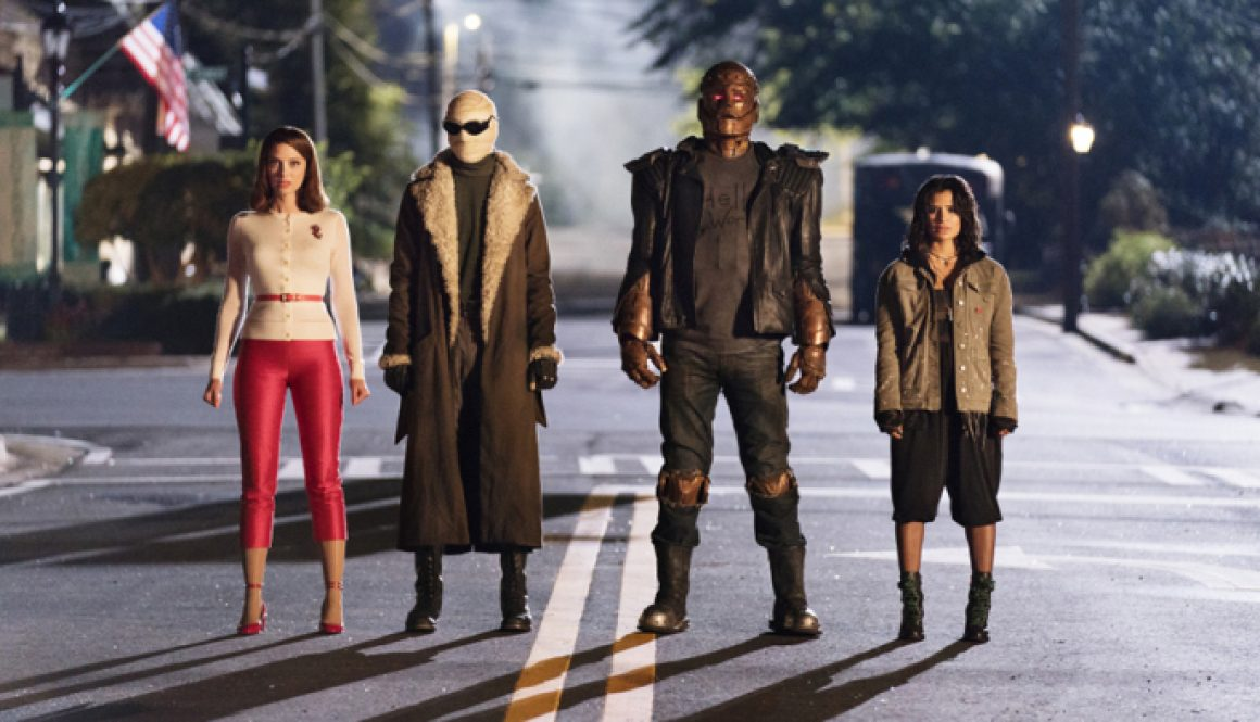 'Doom Patrol' Renewed, Season 2 to Stream on DC Universe and HBO Max