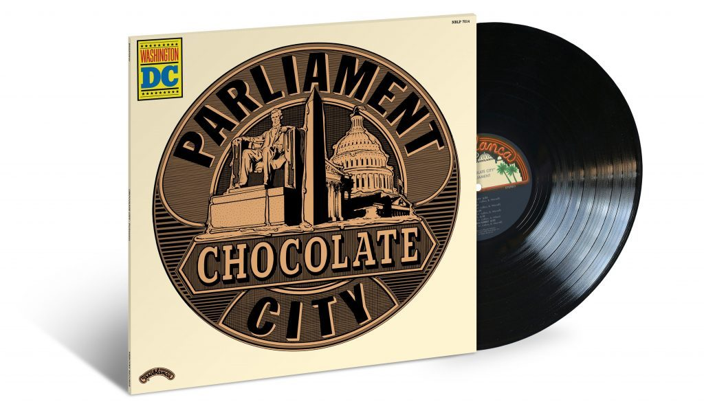 Parliament Reissue 2 Classic Albums on Vinyl
