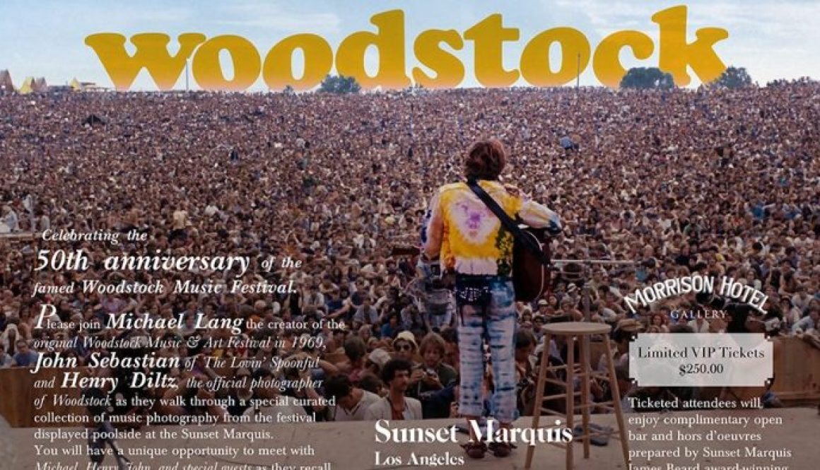 Woodstock '99: Remembering the Chaos 20 Years Later