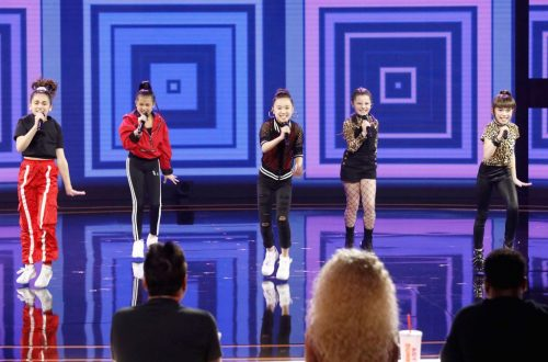 GFORCE Oozes Girl Power With Original Song on 'America's Got Talent': Watch the Performance