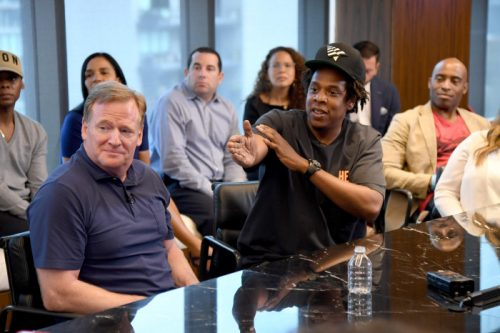 Jay-Z to Acquire Ownership Stake in NFL Team (Report)