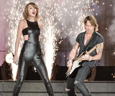 Keith Urban Praises Taylor Swift's 'Gorgeously Crafted' Song 'Lover'