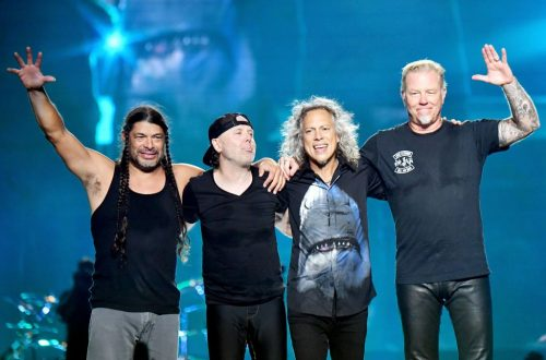 Metallica Donates $277,000 to Romanian Pediatric Cancer Hospital