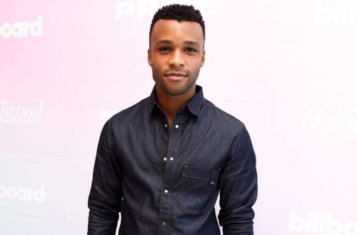 'Pose' Star Dyllón Burnside Talks Growing Up 'Queer and Black In the South' at Pride Summit