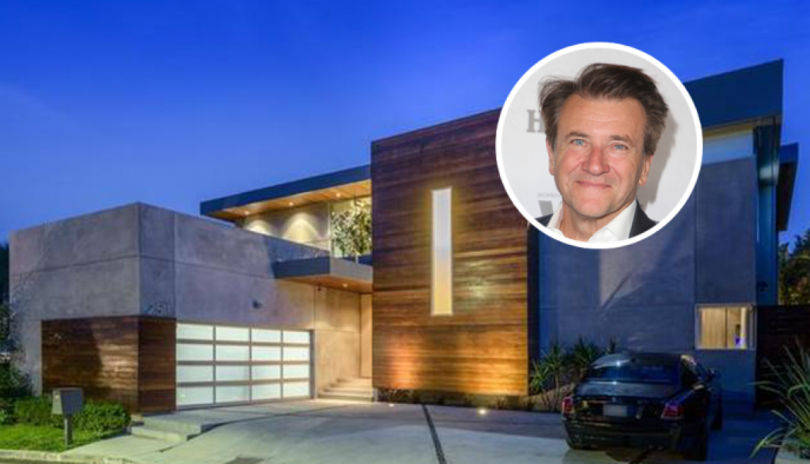 'Shark Tank' Star Robert Herjavec Faces Sharp Loss in the Hollywood Hills