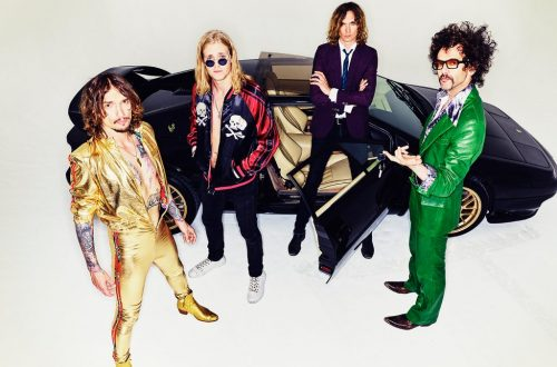 The Darkness Unveils Concept Album's First Single, 'Rock and Roll Deserves to Die': Watch the Video