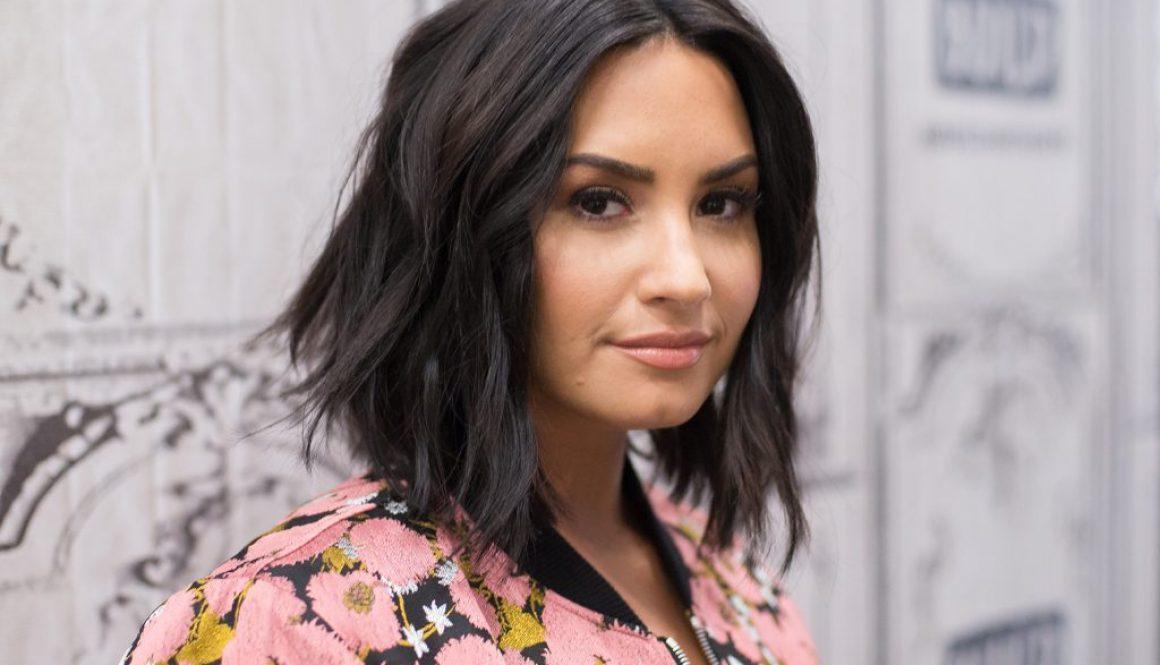Will Ferrell Welcomes Demi Lovato to 'Eurovision' Cast