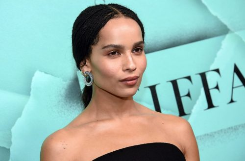 Zoe Kravitz Posts Adorable Throwback Picture With Britney Spears