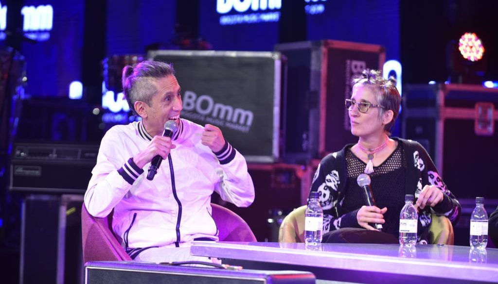 Hip-Hop, Artists' Rights and More Discussed on Day 1 of Colombia's BOmm