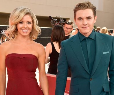 Jesse McCartney & Girlfriend Katie Peterson Are Engaged