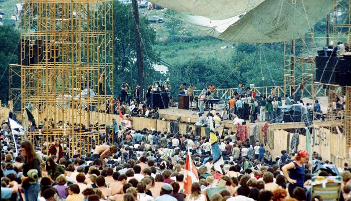 Woodstock: Connecticut Governor Spends $17,000 to Finance Tribute