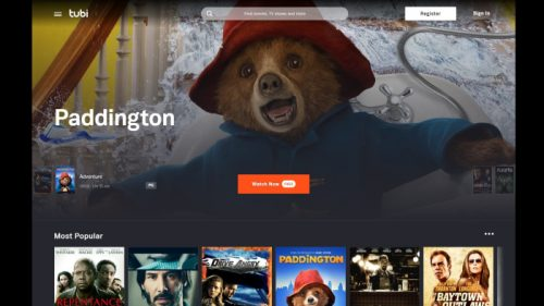 AVOD Service Tubi to Launch in the U.K., and Debut Kids' Service in U.S.