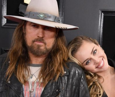 Billy Ray Cyrus Posts Throwback Photo With Miley & Braison for 'National Pumpkin Day'