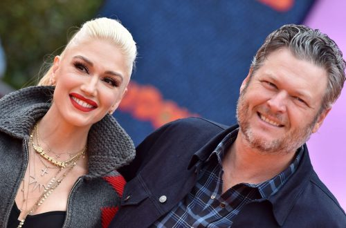 Blake Shelton and Gwen Stefani Fight Over Country Contestant on 'The Voice': Watch