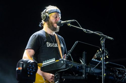 Bon Iver's 'CBS This Morning' Appearance Features Performances of 'Salem,' 'iMi' & 'Blood Bank': Watch