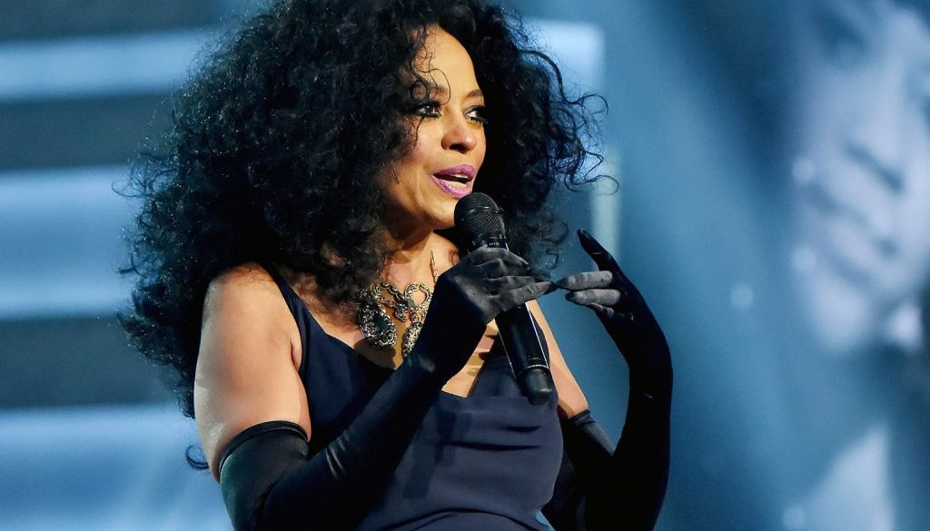 Diana Ross Confirmed for Glastonbury Festival 2020 'Legends Slot'