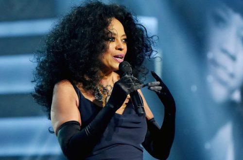 Diana Ross Confirmed for Glastonbury Festival 2020 'Legends Slot'