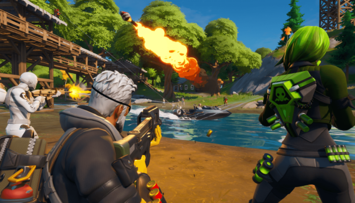'Fortnite' Emerges From Black Hole With All-New Island in Chapter 2