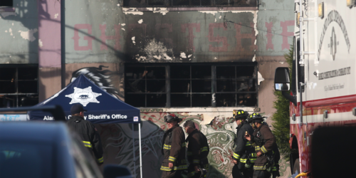 Ghost Ship Warehouse Operator to Be Retried on Manslaughter Charges