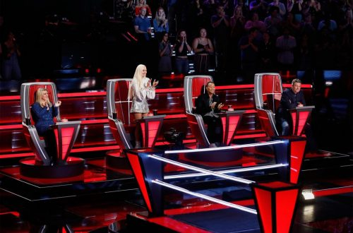Hello Sunday and Lauren Hall Close out 'The Voice' Battles With 'Wrecking Ball': Watch