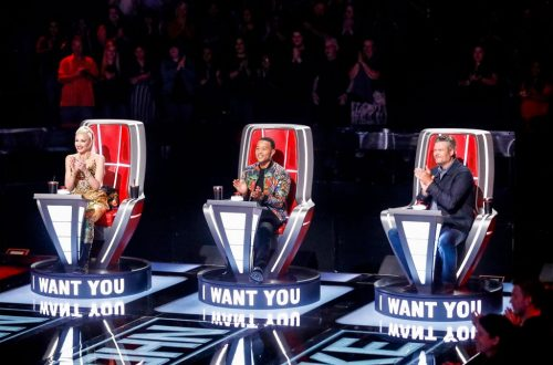 John Legend Breaks Into Song to Try Win Contestant on 'The Voice': Watch