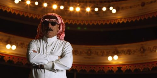 Omar Souleyman Announces New Album Shlon, Shares New Song: Listen