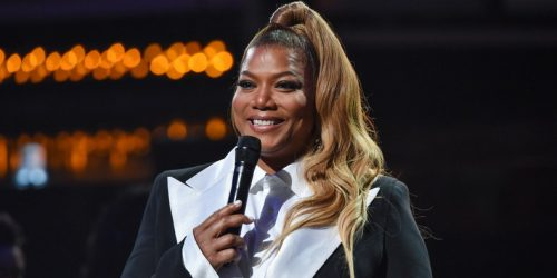 Queen Latifah to Be Honored by Harvard University