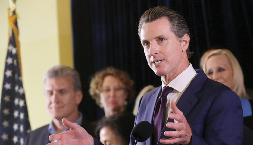 SAG-AFTRA Commends Gavin Newsom for Signing Law Punishing 'Deep Fake' Videos