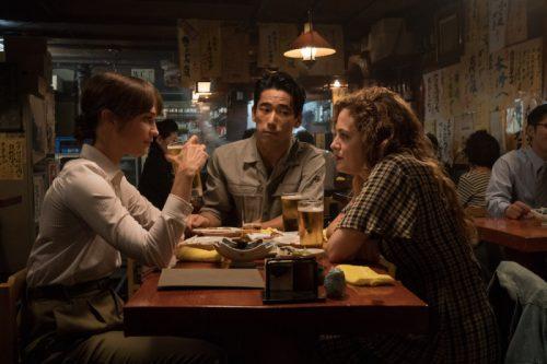 Tokyo Film Review: 'Earthquake Bird'
