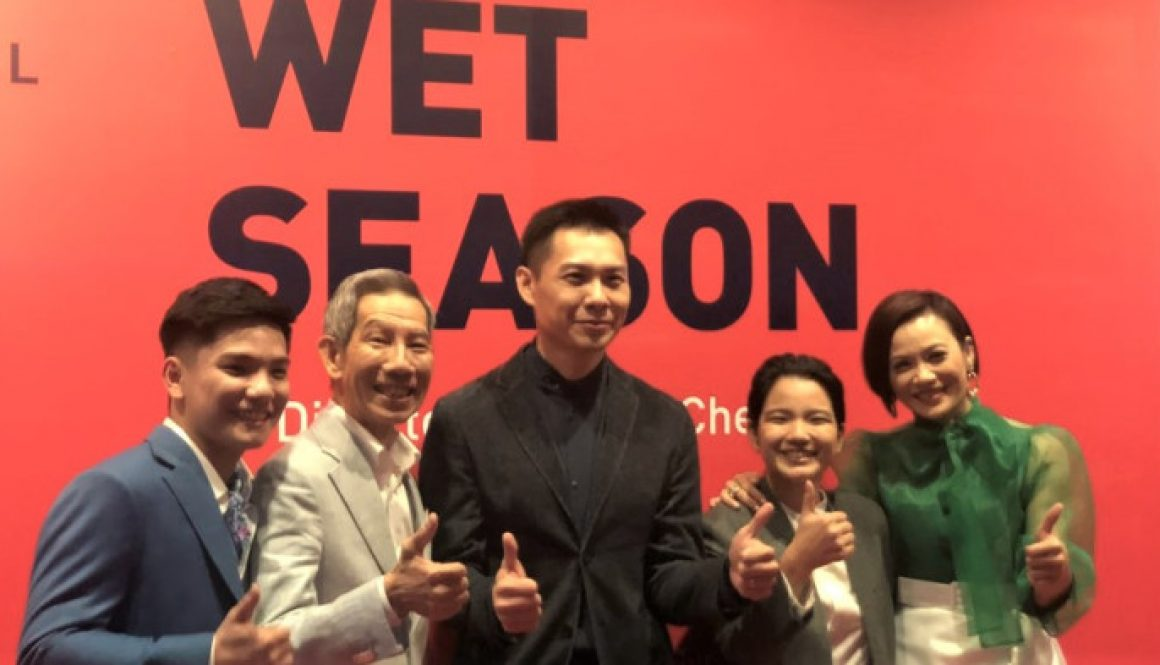 Anthony Chen's 'Wet Season' Leads Singapore Festival's 30th Anniversary Parade